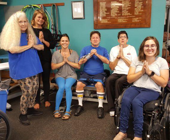 Adaptive-Yoga-Class